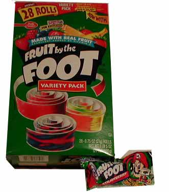 fruitbythefoot